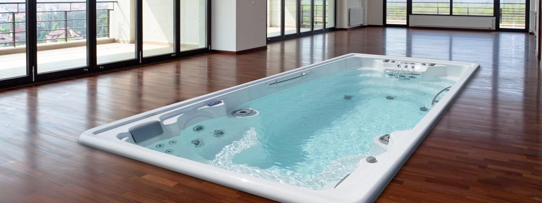 Spa de nage amazon inground - Maison et spa ...