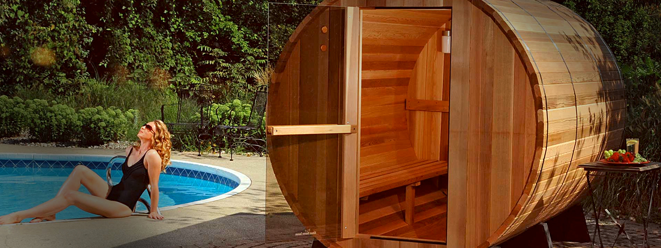 les saunas maison et spa acheter un sauna traditionnel infrarouge ou d 39 ext rieur dans le 77. Black Bedroom Furniture Sets. Home Design Ideas